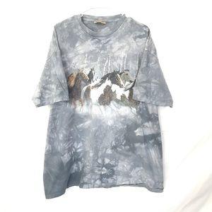 Oversized Horse T-shirt